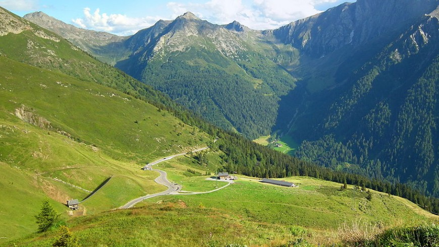 Giovo Valley