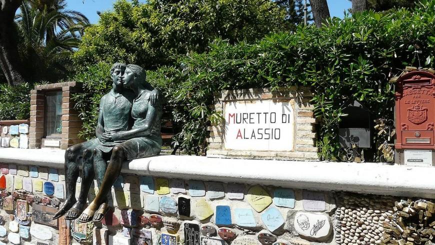 Alassio, Riviera delle Palme, Liguria