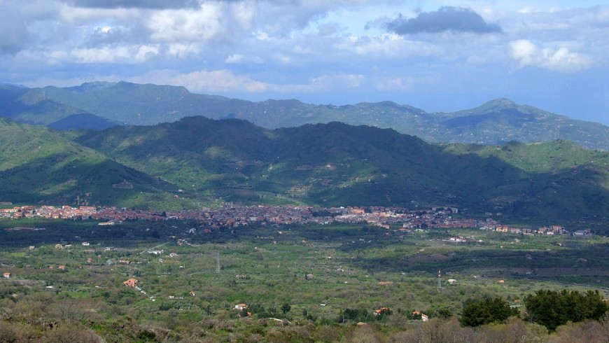 Linguaglossa, Sicily