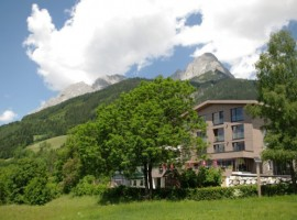 Eco-friendly accommodations in Werfenweng