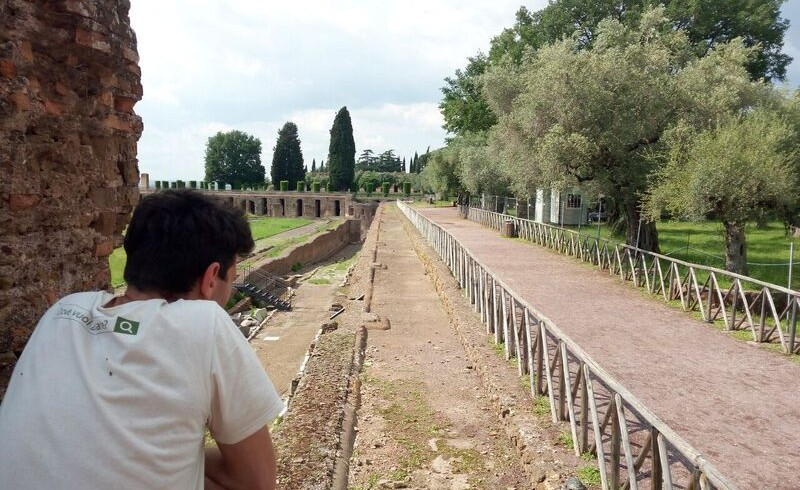 Your day at Hadrian's Villa, in Tivoli (Italy)