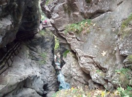 Stanghe waterfall