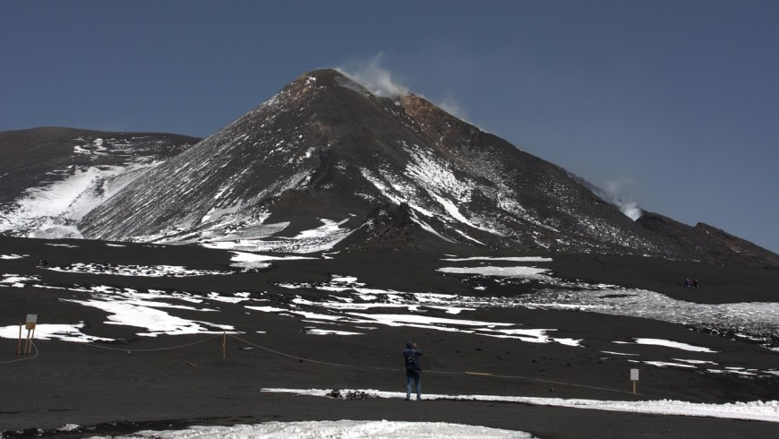 Mount Etna park