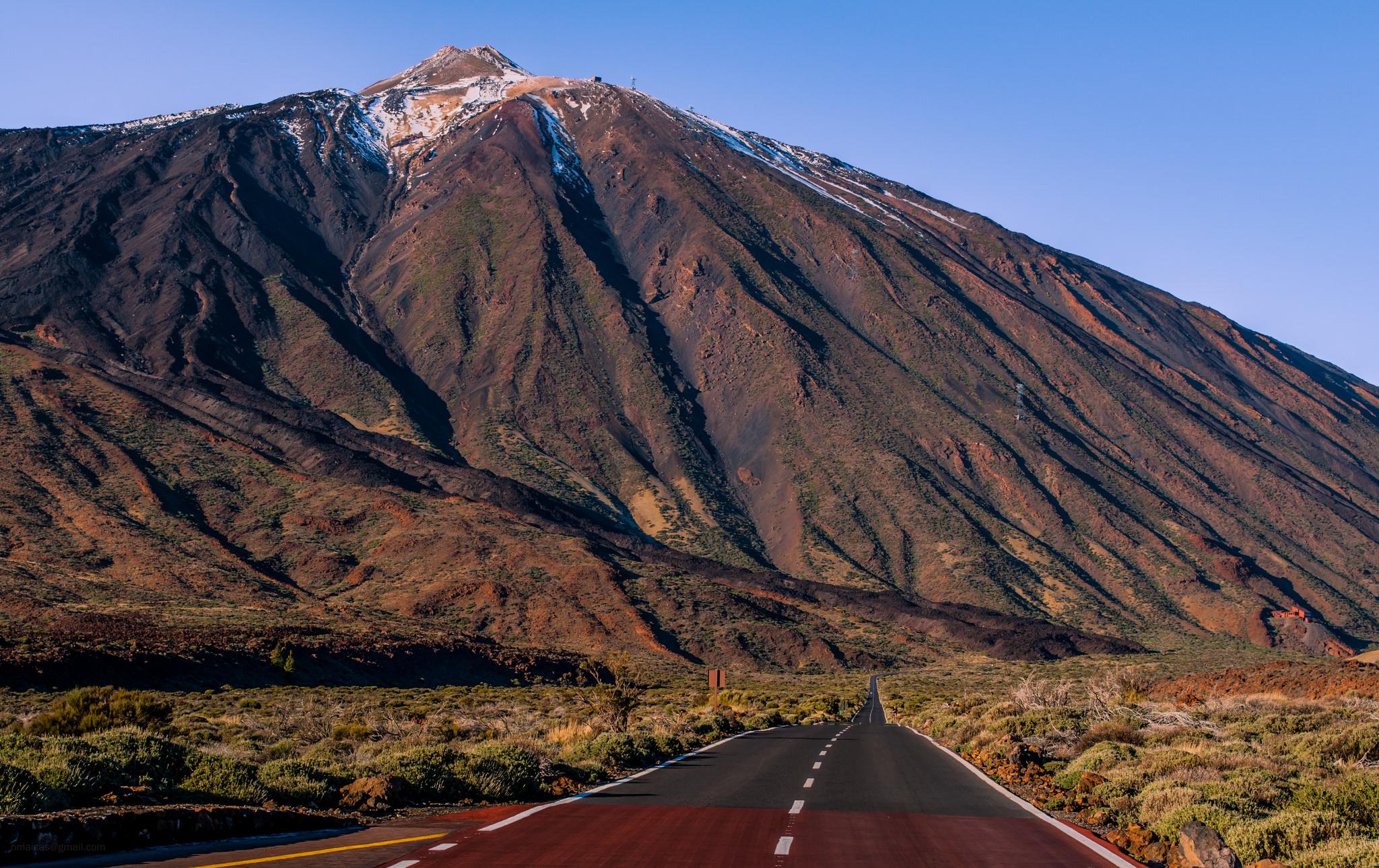 Teide, the volcano on Tenerife Island