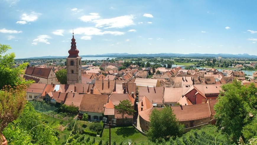 Ptuj, oldest city of Slovenia