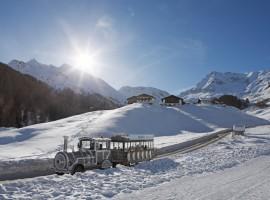 Dorf Express in Plan in Passiria (Alto Adige)