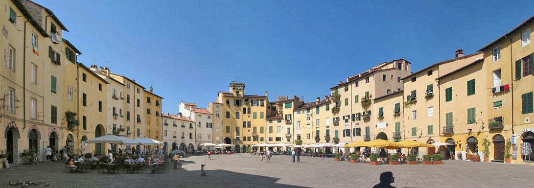 Lucca's characteristic square