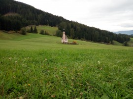 Val di Funes, A walk to San Giovanni Church