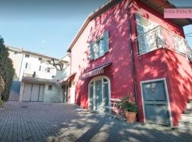 Villa Pille, eco-friendly Bed and Breakfast near Valeggio Sul Mincio Italy