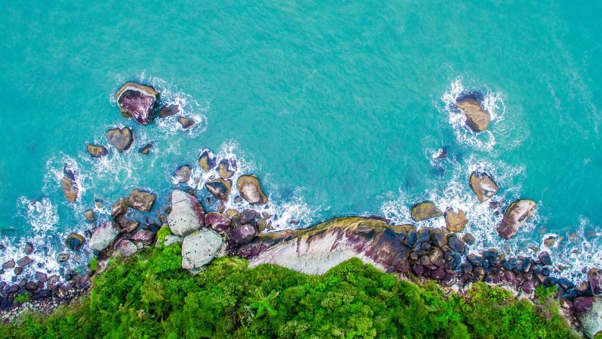 Ilha do Mel, Brazil