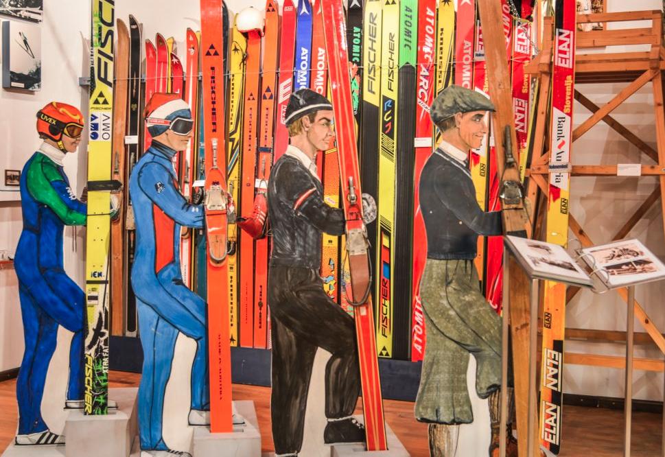 Werfenweng's ski museum