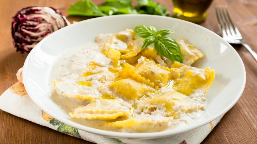 Taste Valeggio's tortelli and other local specialties