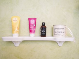 Organic toiletries Ca' delle rose