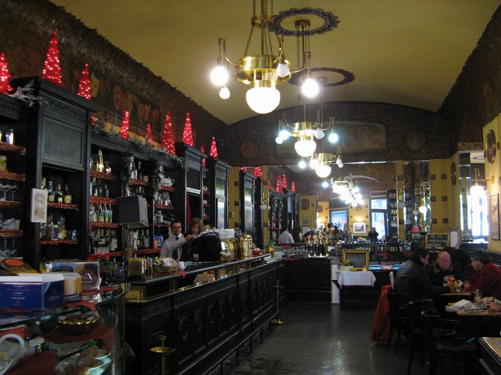 "Café ""San Marco"""