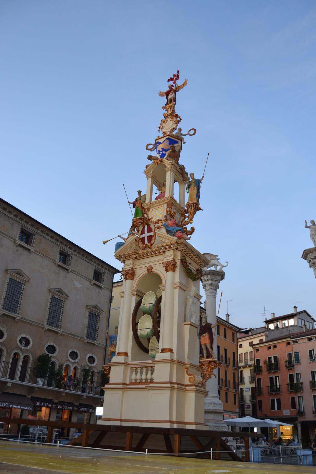 The Rua in Piazza dei Signori