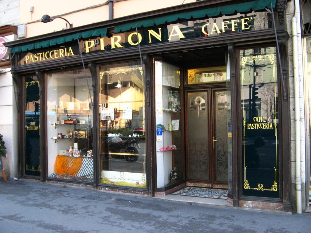 """Bakery """"Pirona"""""""