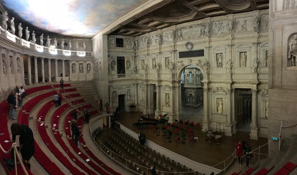 The Olympic Theater of Vicenza