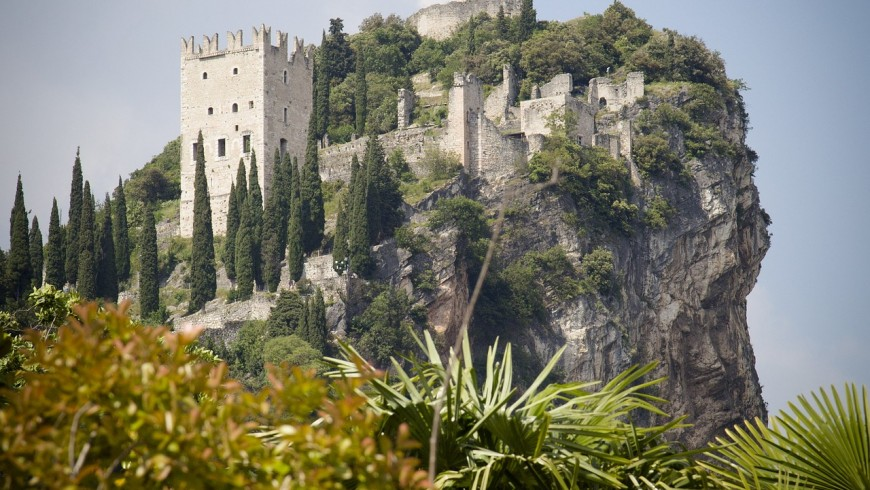 Arco's castle