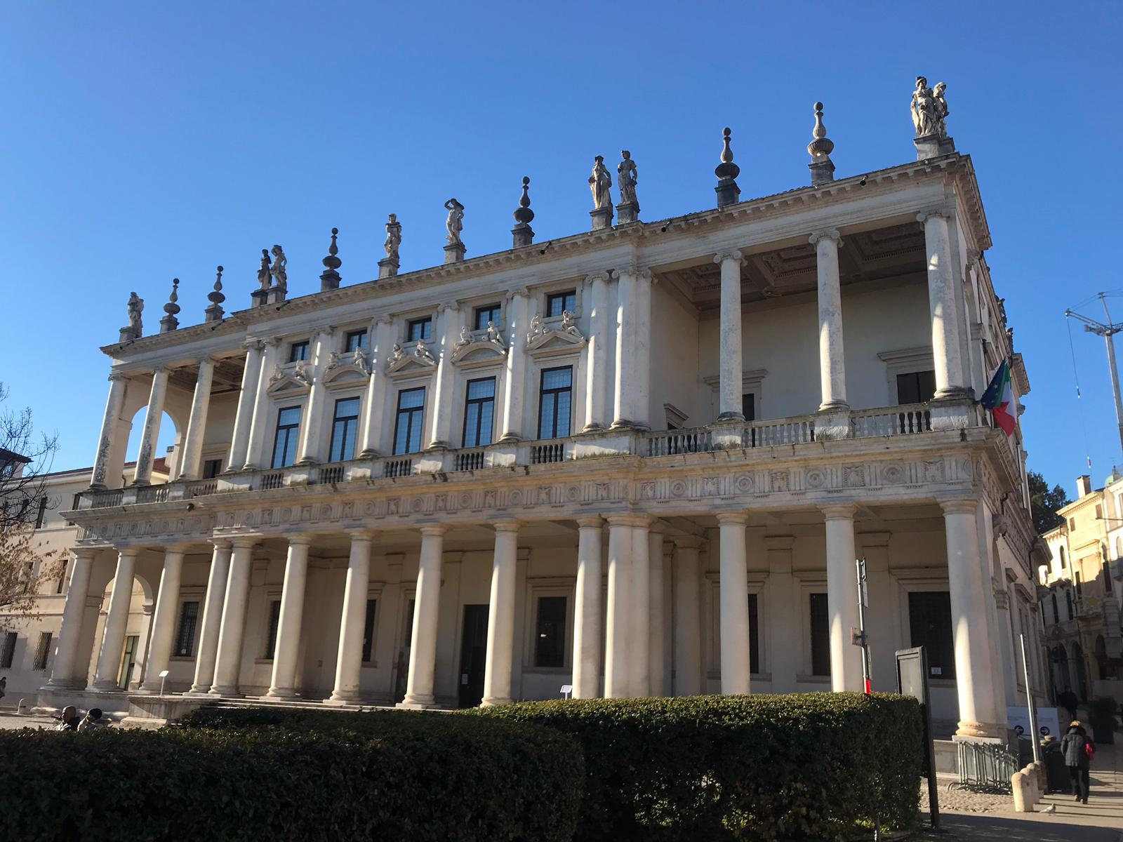 Palazzo Chiericati, Vicenza's art gallery