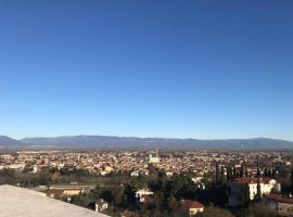 View of the city from Piazzale della Vittoria, Monte Berico