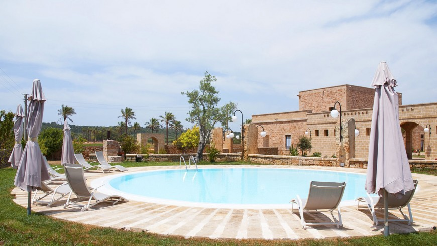 Romantic weekend in a country farm in Apulia