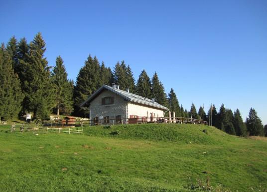 Malga Campo, Alm in Luserna