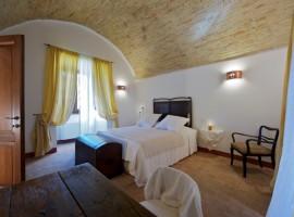 Romantic escape in a castle in Italy