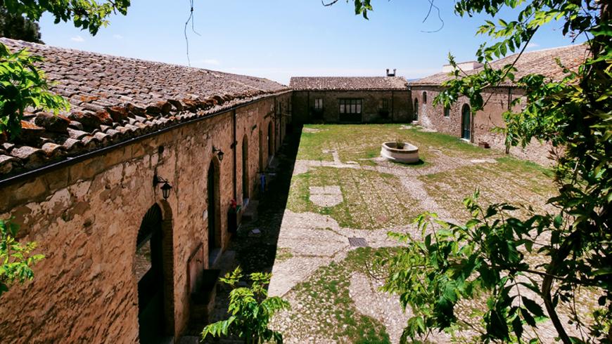 Antico Feudo San Giorgio: your eco-wedding in Sicily