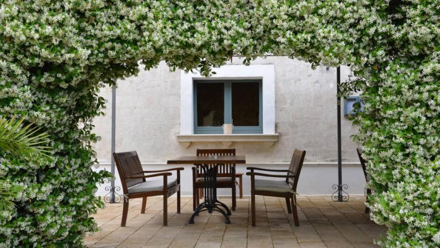 Borgo Valle Rita: country resort in Puglia