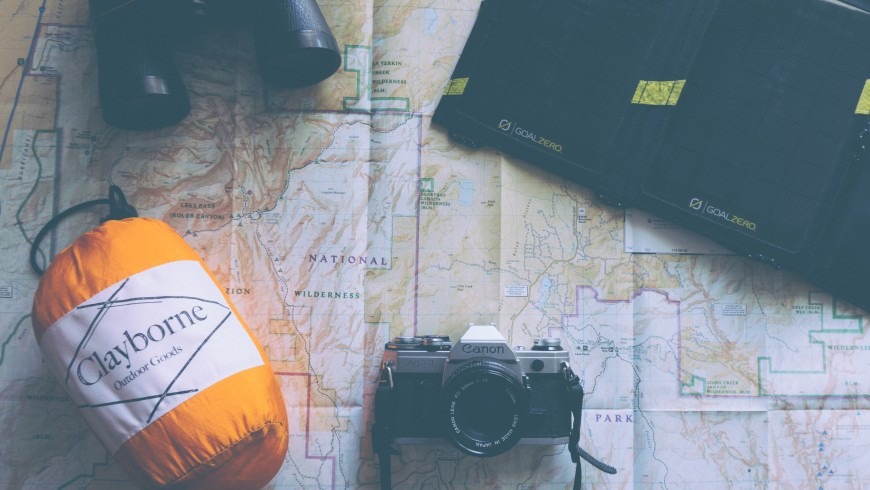 Usefull Gadgets for Independent Travellers
