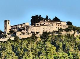 The Castle of Fumone