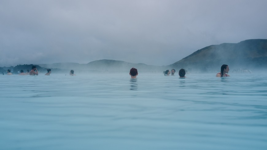 Hot springs for unconventional winter holidays