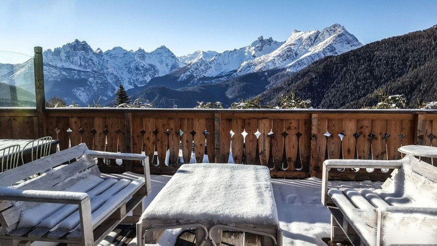 La Caminatha: your green wedding in the heart of the Dolomites