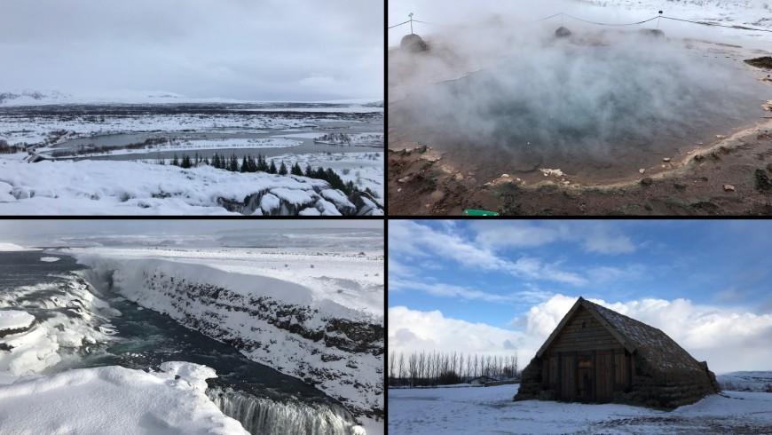 national park of Þingvellir, Gaysir, Gullfoss, Skalholt. ph Sara pescetta