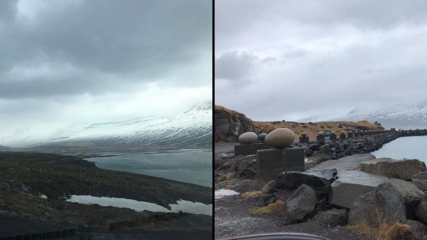 eastfjord, Eggin I Gledvik. Ph. Sara Pescetta