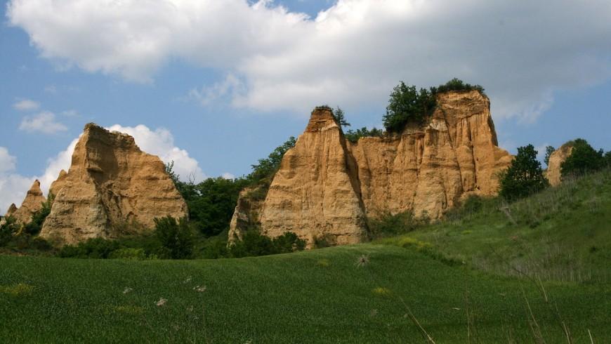 Upper Valdarno's Balze