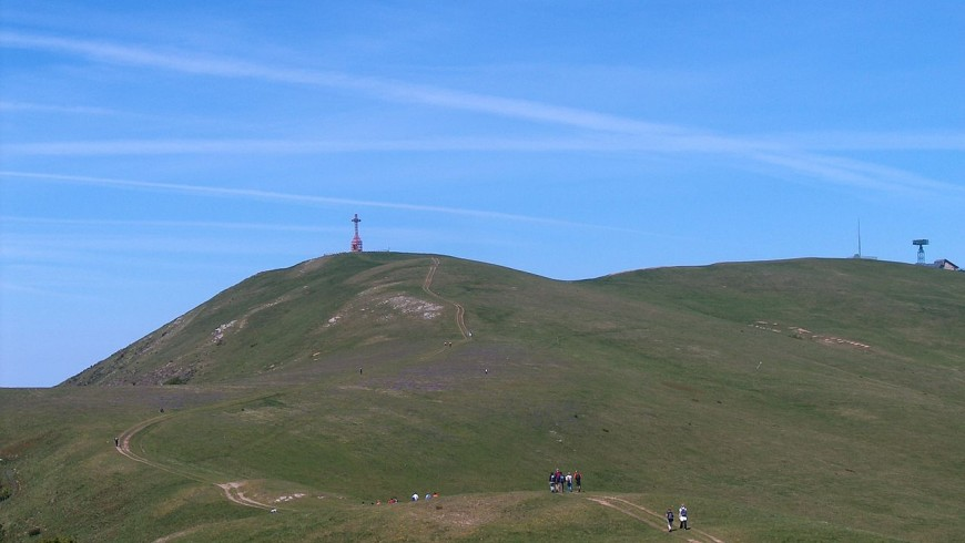 Mount Pratomagno