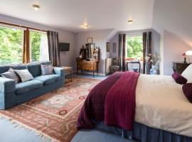 Burnbank eco-hotel in Scotland