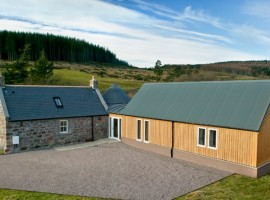 Perkhill Holiday Cottages Scotland