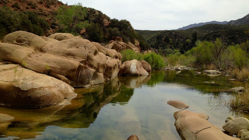 Sespe Hot Springs: one of the most beautiful natural hot springs of California