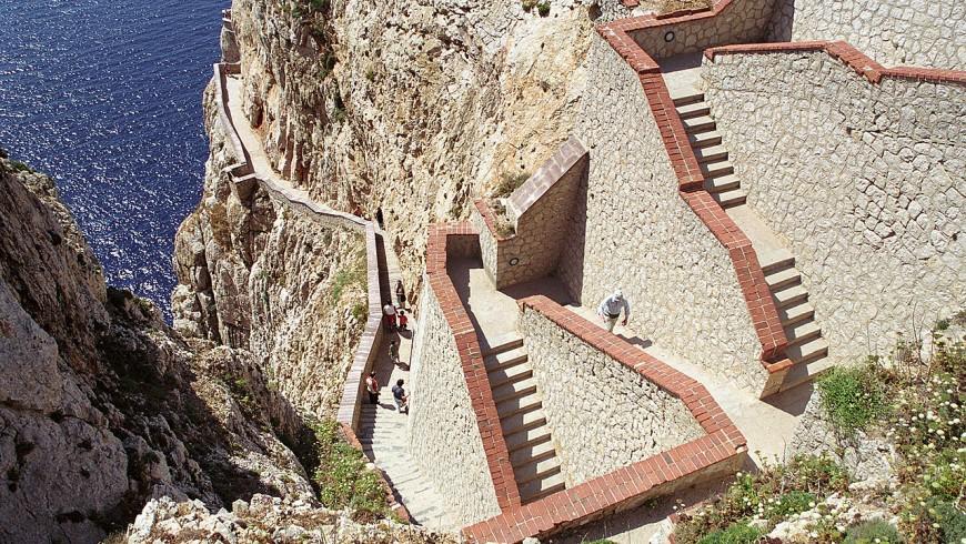 Capo Caccia promontory, Alghero, Sardinia