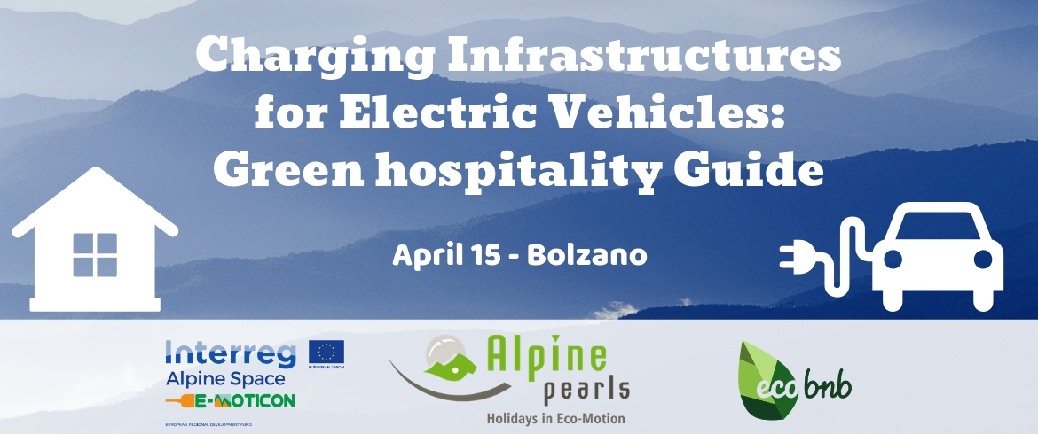 Charging Infrastructures for Electric Vehicles: Green Hospitality Guide