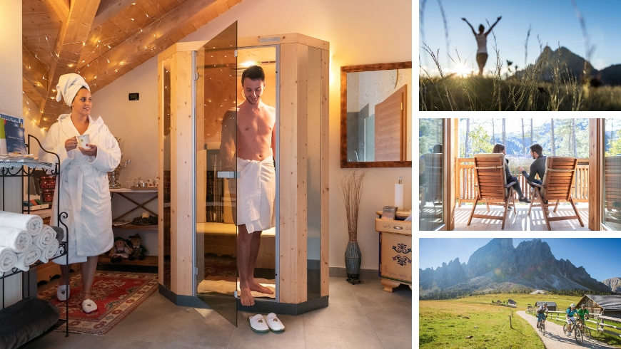 Natural Wellness in Trentino Alto Adige
