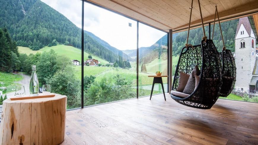 Hotel Natura Rainer, in Racines, Italian Alps