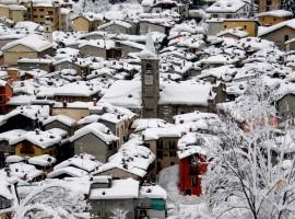 Limone, snow