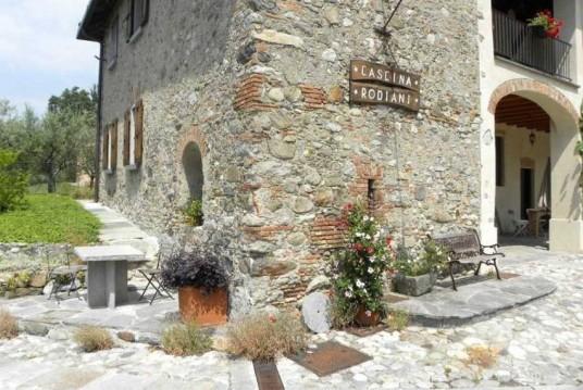 Green Hospitality in Cascina Rodiani