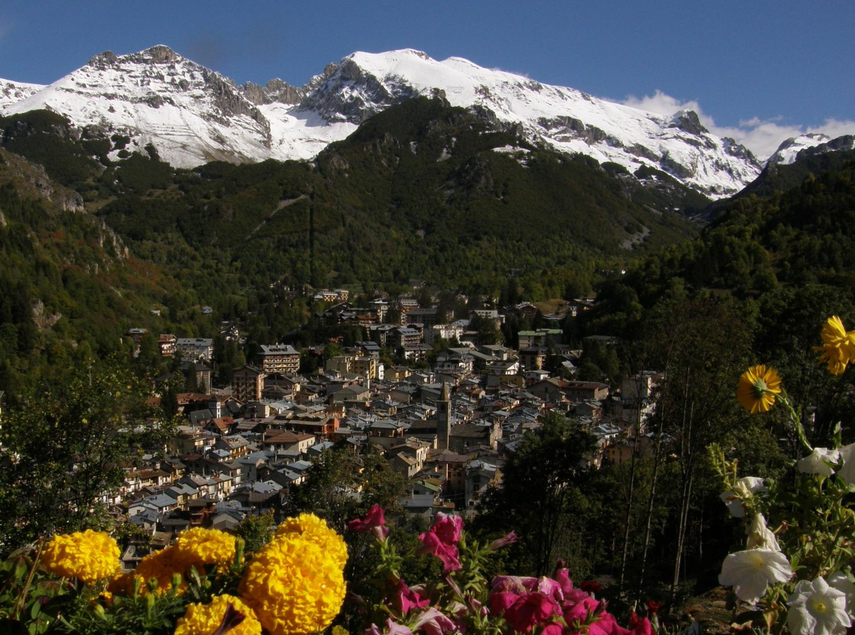 Limone Piemonte, Mountains