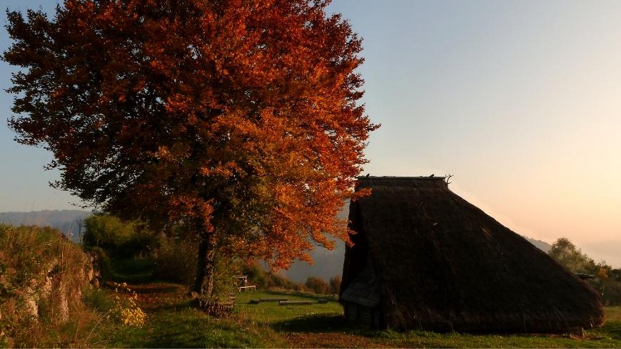Bostel di Rotzo, Altopiano dei Sette Comuni, Asiago, Italy