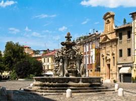 Cesena, centre