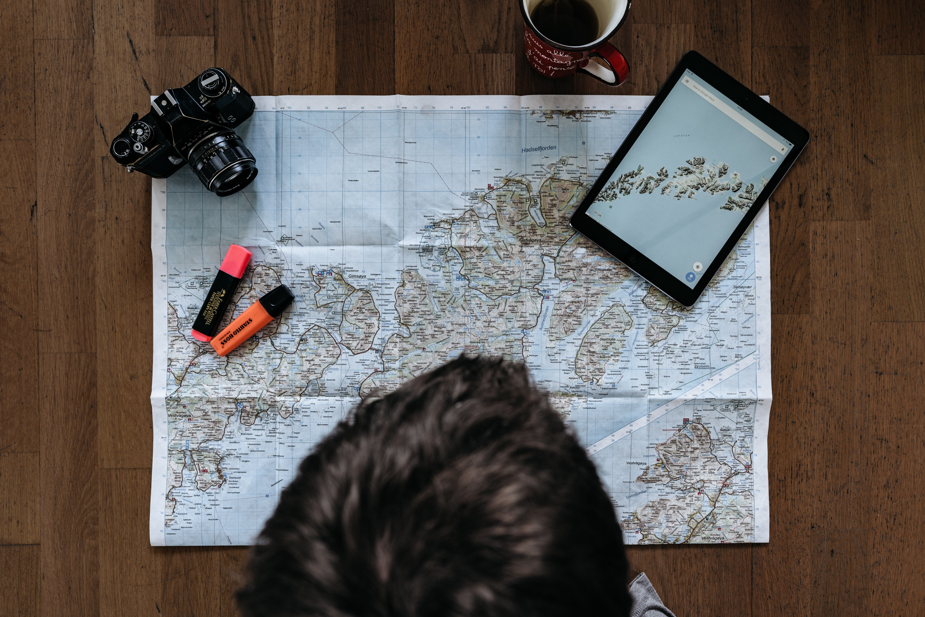 planning a sustainable trip